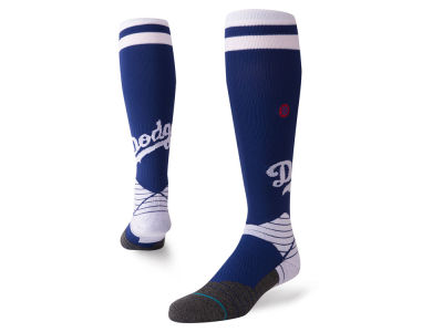 Los Angeles Dodgers Stance MLB Diamond Pro Team Socks