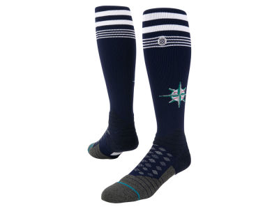 Seattle Mariners Stance MLB Diamond Pro Team Socks