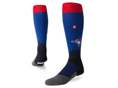 Toronto Blue Jays Stance MLB Diamond Pro Team Socks