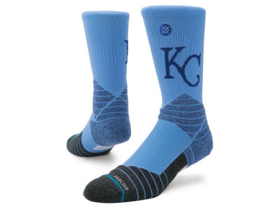 Kansas City Royals Stance MLB Diamond Pro Authentic Crew Socks