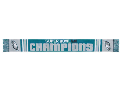 Philadelphia Eagles Event Wordmark Scarf