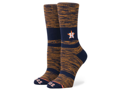 Houston Astros Stance MLB Women's Classic Crew Socks