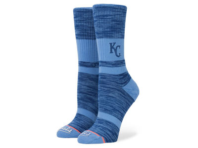 Kansas City Royals Stance MLB Women's Classic Crew Socks