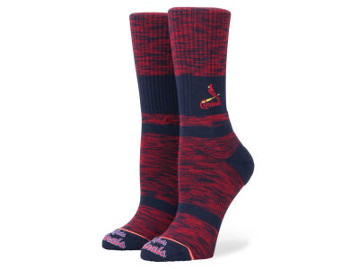 St. Louis Cardinals Stance MLB Women's Classic Crew Socks