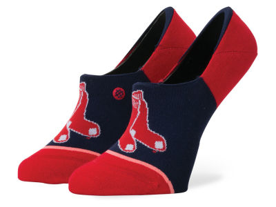 Boston Red Sox Stance MLB Women's Invisible No Show Socks