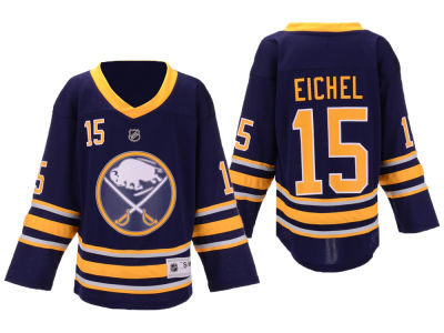 Buffalo Sabres Jack Eichel NHL Branded NHL Youth Player Replica Jersey