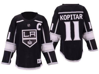 Los Angeles Kings Anze Kopitar NHL Branded NHL Youth Player Replica Jersey