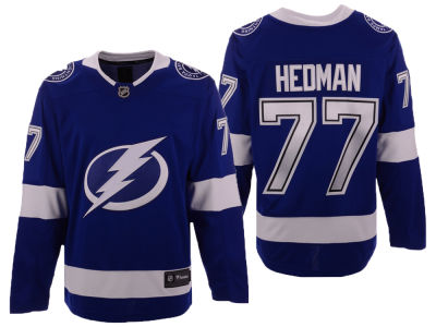 Tampa Bay Lightning Victor Hedman Outerstuff NHL Youth Player Replica Jersey