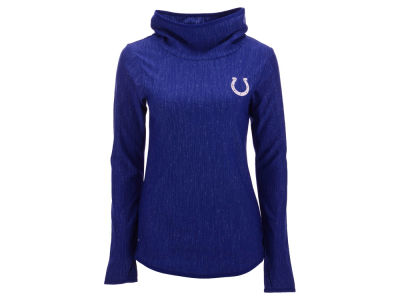 Indianapolis Colts Antigua NFL Women's Equalizer Long Sleeve T-Shirt