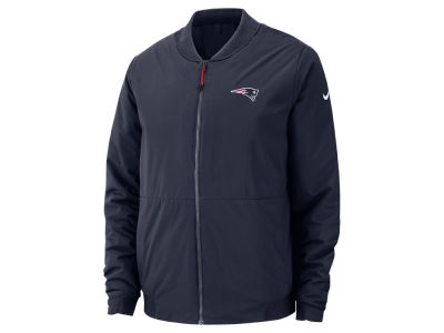 New England Patriots Nike NFL Men's Bomber Jacket