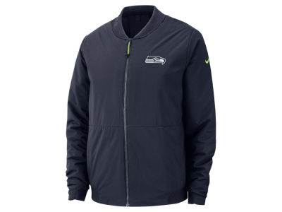Seattle Seahawks Nike NFL Men's Bomber Jacket