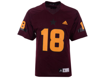 Arizona State Sun Devils adidas 2018 NCAA Men's Replica Football Jersey