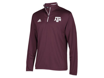 Texas A&M Aggies adidas NCAA Men's Team Iconic Quarter Zip Pullover