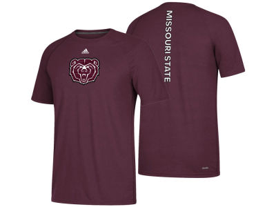 Missouri State Bears adidas NCAA Men's Sideline Sequel T-Shirt