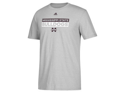 Mississippi State Bulldogs adidas NCAA Men's Performance Wordstack T-Shirt