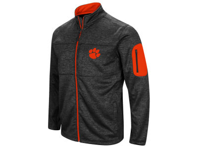 Clemson Tigers Colosseum NCAA Men's Glacier Full Zip Jacket