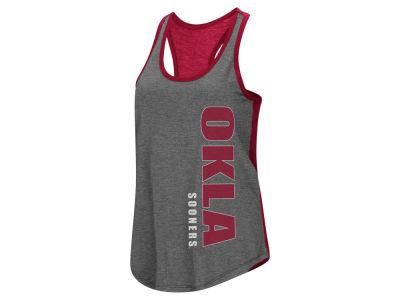 Oklahoma Sooners Colosseum NCAA Women's Share It Racerback Tank
