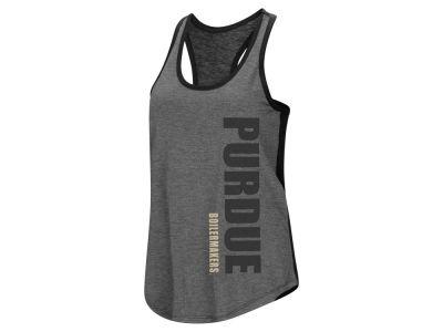 Purdue Boilermakers Colosseum NCAA Women's Share It Racerback Tank