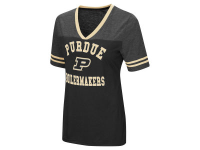 Purdue Boilermakers Colosseum NCAA Women's Whole Package T-Shirt