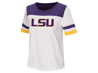 LSU Tigers Colosseum NCAA Women's Show Me the Money T-Shirt