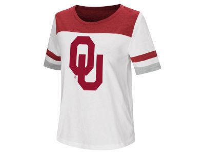 Oklahoma Sooners Colosseum NCAA Women's Show Me the Money T-Shirt