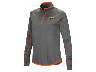 Oklahoma State Cowboys Colosseum NCAA Women's Shark Quarter Zip Pullover