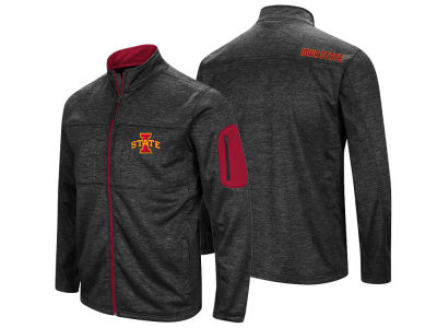 Iowa State Cyclones Colosseum NCAA Men's Glacier Full Zip Jacket
