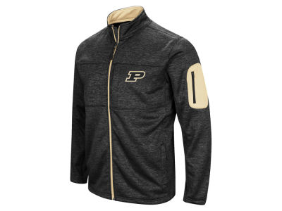 Purdue Boilermakers Colosseum NCAA Men's Glacier Full Zip Jacket