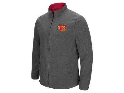 Iowa State Cyclones Colosseum NCAA Men's Halfback Option Reversible Full Zip Jacket