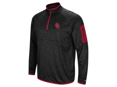 Oklahoma Sooners Colosseum NCAA Men's Amnesia Quarter Zip Pullover
