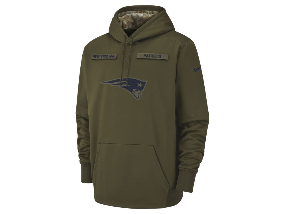 100% authentic ed968 1592c authentic nfl mens new england patriots nike olive salute to ...