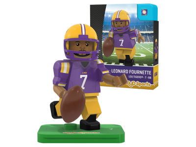 LSU Tigers Leonard Fournette Figure Generation 2