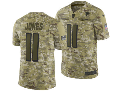 Atlanta Falcons Julio Jones Nike 2018 NFL Men's Salute To Service Jersey