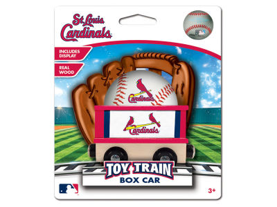 St. Louis Cardinals Wood Box Car