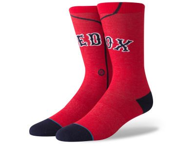 Boston Red Sox Stance MLB Alternate Jersey Series Crew Socks