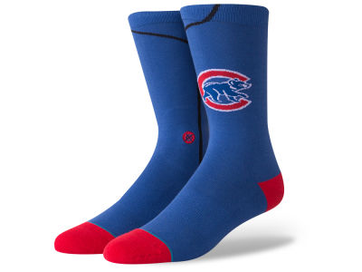 Chicago Cubs Stance MLB Alternate Jersey Series Crew Socks
