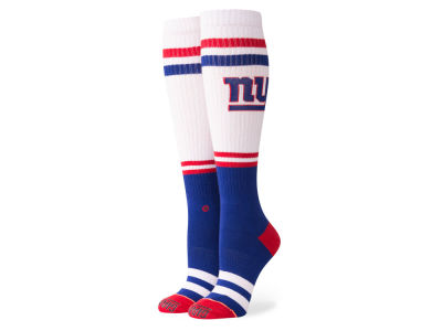 New York Giants Stance NFL Women's Pipe Bomb Socks