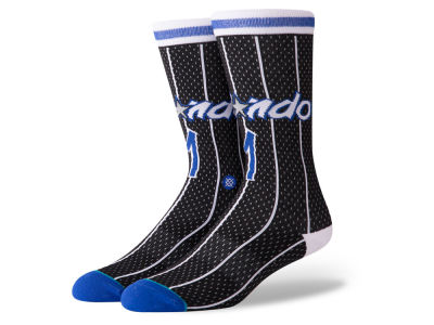 Orlando Magic Penny Hardaway Stance NBA Hardwood Classic Jersey Crew Socks