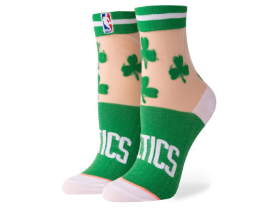 Boston Celtics Stance NBA Women's Monofilament Anklet Socks