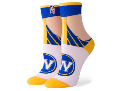 Golden State Warriors Stance NBA Women's Monofilament Anklet Socks