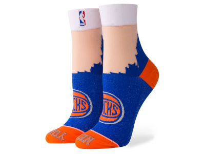 New York Knicks Stance NBA Women's Monofilament Anklet Socks
