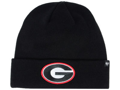 Georgia Bulldogs '47 NCAA Raised Cuff Knit