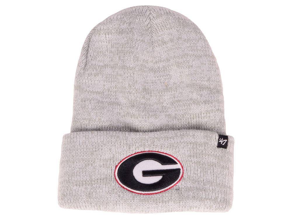 Georgia Bulldogs  47 NCAA Brain Freeze Cuffed Knit  f3d58c677d0