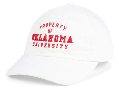 Oklahoma Sooners Top of the World NCAA Property of OU Adjustable Cap