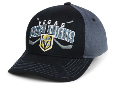 Vegas Golden Knights Outerstuff 2018 NHL Youth  Faceoff Flex Cap