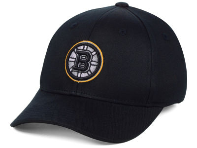 Boston Bruins Outerstuff NHL Youth Color Pop Flex Cap