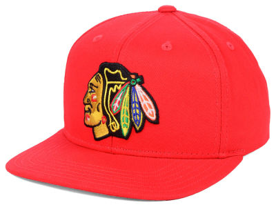 Chicago Blackhawks Outerstuff NHL Youth Constant Snapback Cap 323b0beff