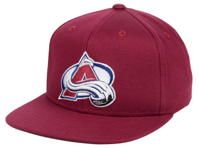 Colorado Avalanche Outerstuff NHL Youth Constant Snapback Cap