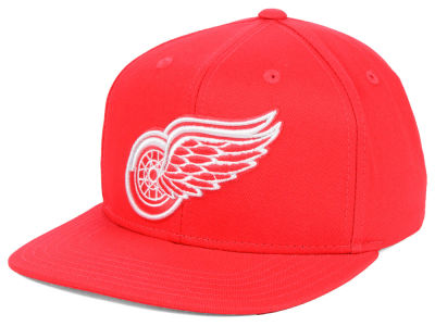 Detroit Red Wings Outerstuff NHL Youth Constant Snapback Cap