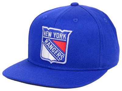 New York Rangers Outerstuff NHL Youth Constant Snapback Cap e5127c11a